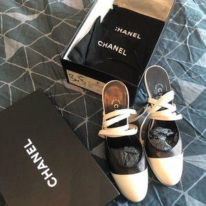 Original vintage Chanel shoes